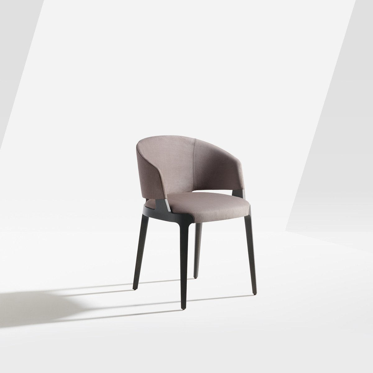 Velis Tub Chair from Potocco, designed by Mario Ferrarini