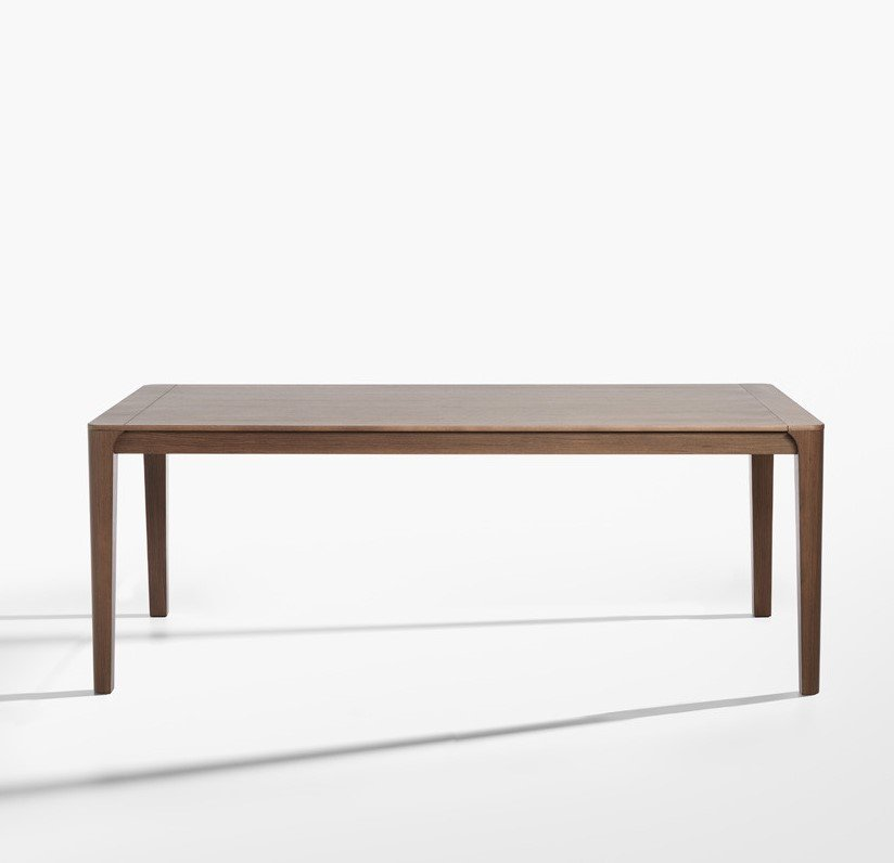 Blossom Table dining from Potocco, designed by Bernhardt & Vella
