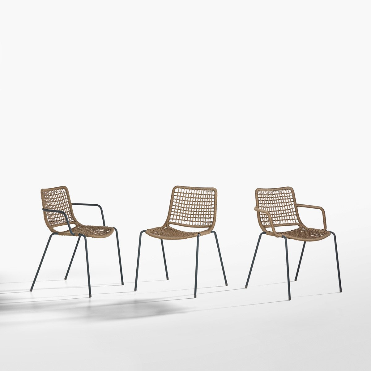 Egao Chair from Potocco, designed by Toan Nguyen
