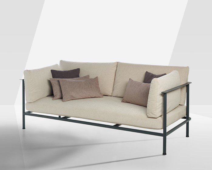 Elodie Sofa from Potocco, designed by Chiara Andreatti