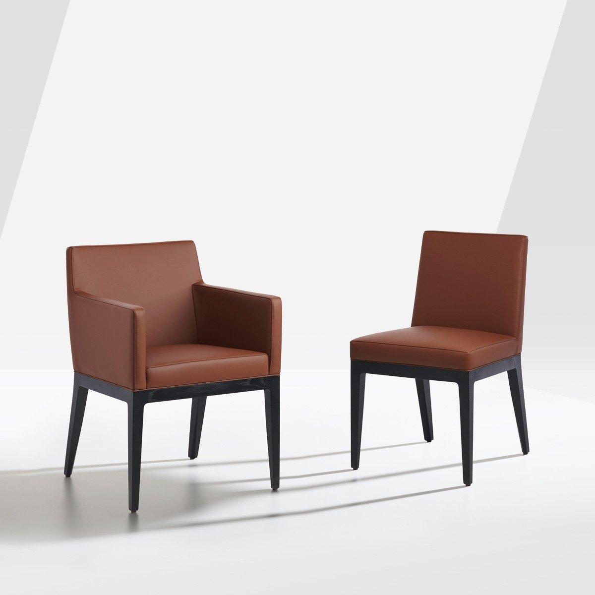 Greta Chair from Potocco, designed by Enrico Franzolini