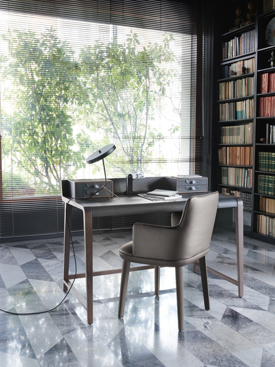 Linus Writing Desk from Potocco, designed by Stephan Veit
