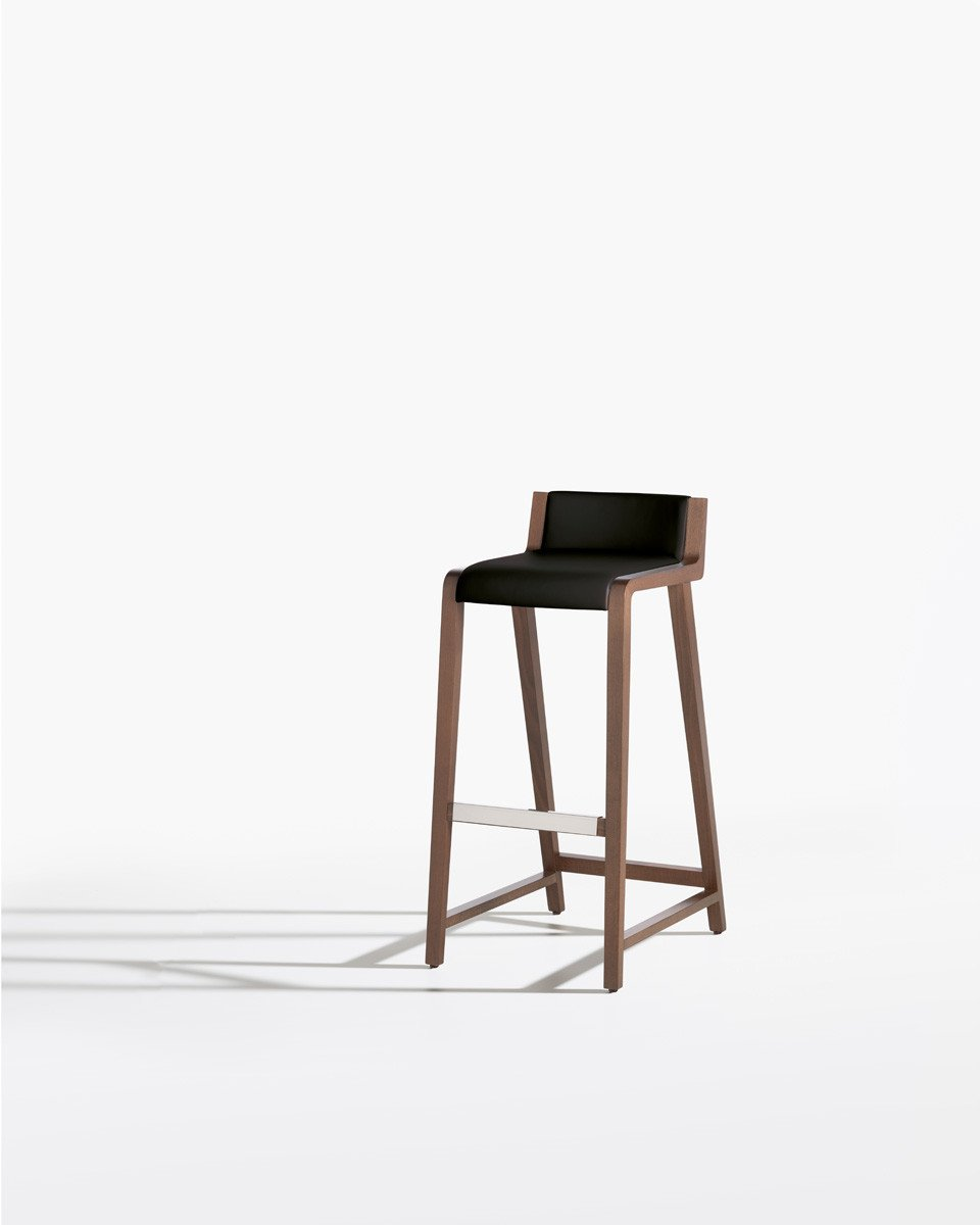 Linus Stool from Potocco, designed by Stephan Veit