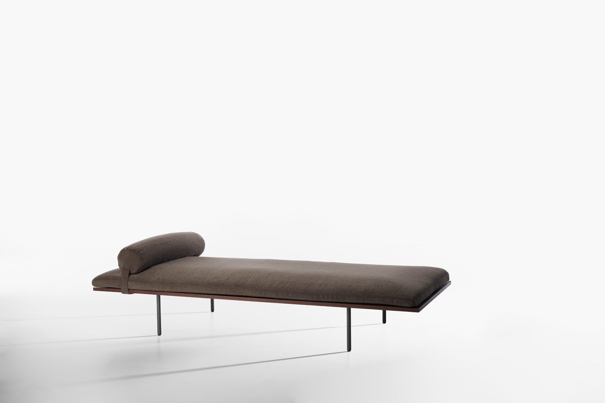 Loom Daybed  from Potocco, designed by David Lopez Quincoces