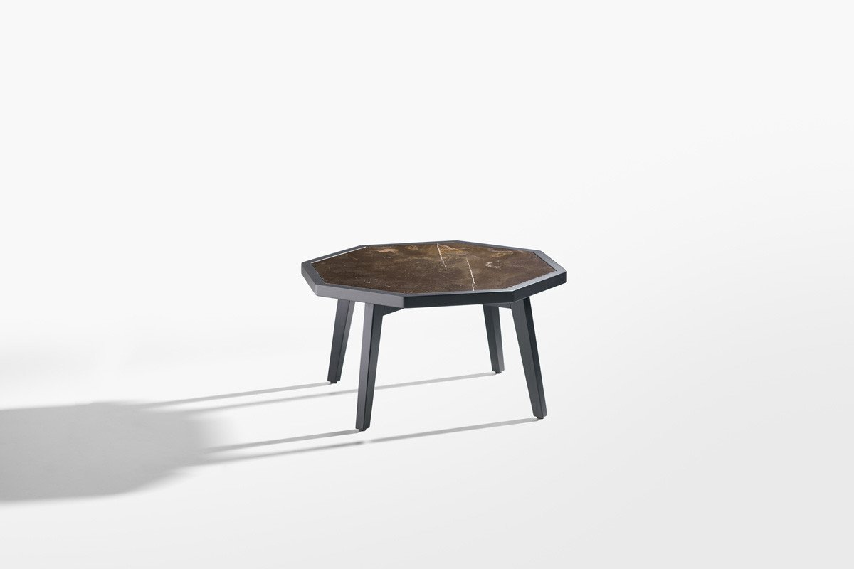 Otta Coffee Table from Potocco, designed by Chiaramonte and Marin