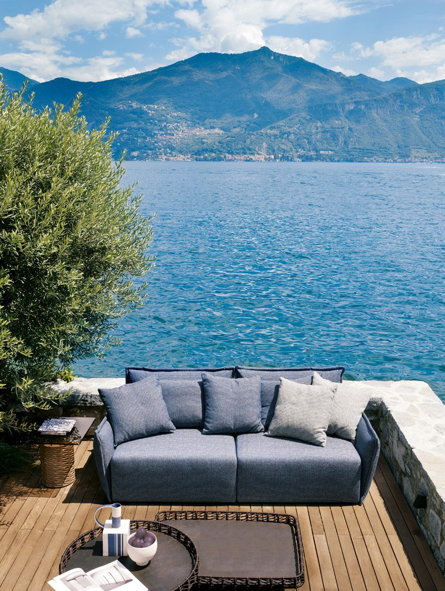 Ropu Coffee Table from Potocco, designed by Chiara Andreatti