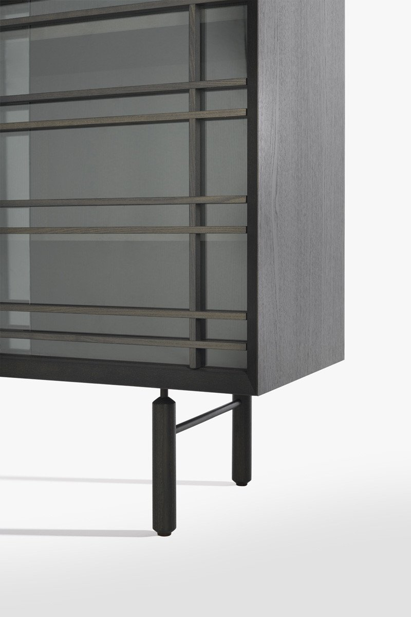 Sen Sideboard from Potocco, designed by Chiara Andreatti