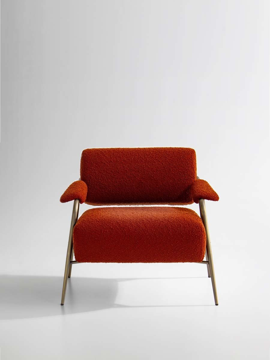 Stay Lounge Armchair from Potocco, designed by StorageMilano
