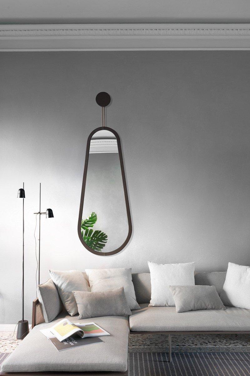Stilla Mirror from Potocco, designed by Serena Confalonieri