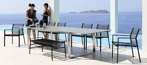 Cane-line Dining Tables