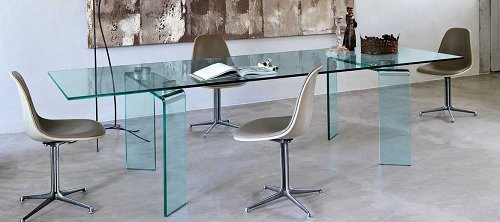 Fiam Glass Furniture