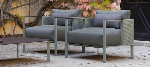 Gandia Blasco Lounge Chairs