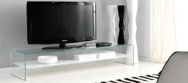 Glass TV Units