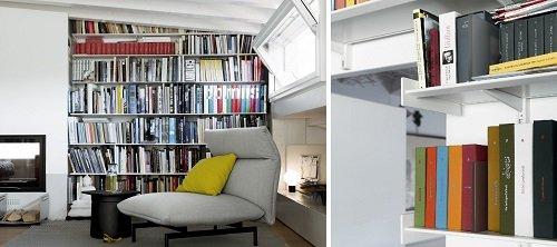 Kristalia Bookcases