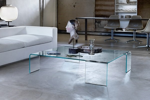 Bent Glass Furniture