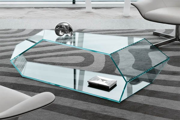 Tonelli Glass Furniture