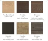 Porada Astol Wood Finishes