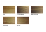 Miniforms Wood Finishes