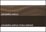 Porada Gheo Walnut Finishes