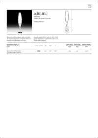 Admiral Data Sheet