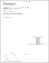 Aero Data Sheet