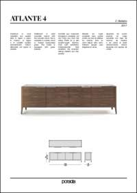 Atlante 4 Wood Data Sheet