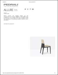 Allure 735 Data Sheet