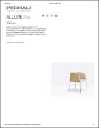 Allure 738 Data Sheet