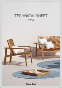 Amaze Lounge Chair Data Sheet