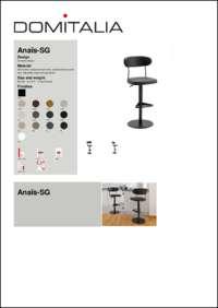 Anais SG Data Sheet
