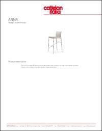 Anna Sgabello Data Sheet