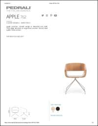 Apple 762 Data Sheet