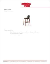 Arcadia Stool Data Sheet