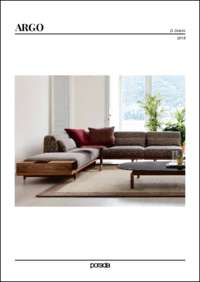 Argo Sofa Data Sheet