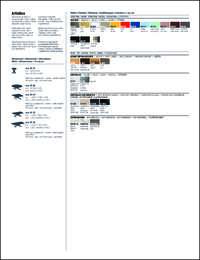 Artistico Data Sheet