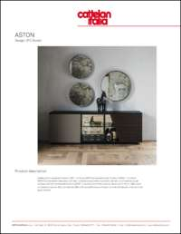 Aston Cabinet Data Sheet
