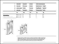 Autostima Grande Data Sheet
