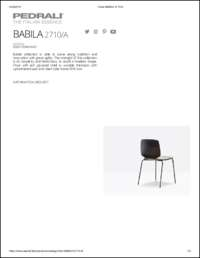 Babila Soft 2710A Data Sheet