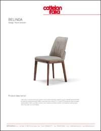 Belinda Dining Chair Data Sheet