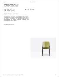 Blitz Data Sheet