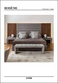 Boheme Bed Data Sheet