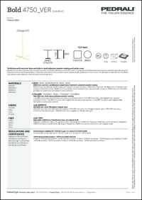 Bold Data Sheet