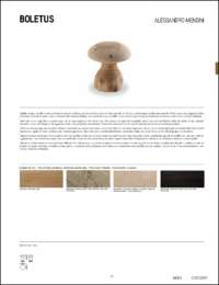 Boletus Data Sheet