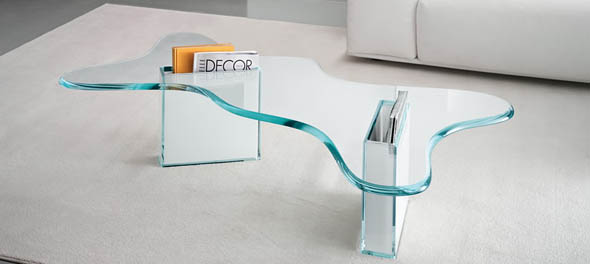 Tonelli Splash Coffee Table by Karim Rashid