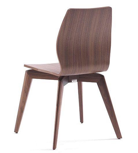 chairs wooden dining room tilda imbottita ultra modern