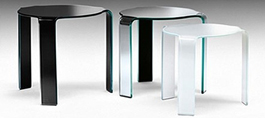 Fiam End Tables