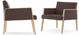 Pedrali Lounge Chairs