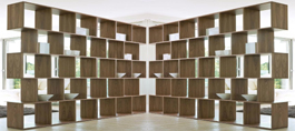 Wood Bookcases