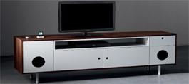 Wood TV Units
