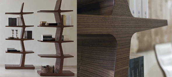 Product Focus - Porada 'Zeus' Bookcase